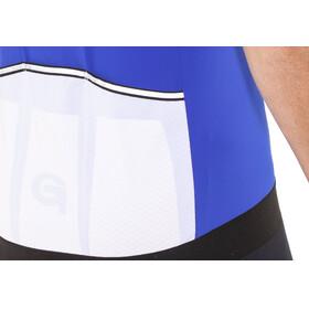 Gonso Grischa Kortärmad cykeltröja Herr blå